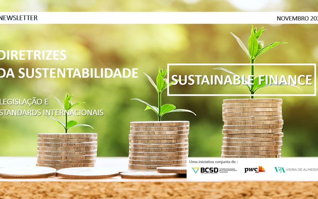 5ª Edição da Newsletter Diretrizes da Sustentabilidade – Legislação e standards internacionais | Sustainable Finance