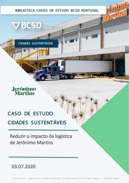 Caso de Estudo | Cidades Sustentáveis – Jerónimo Martins