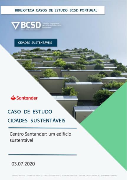 Caso de Estudo | Cidades Sustentáveis – Santander