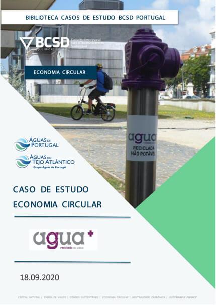 Caso de Estudo | Economia Circular – Águas de Portugal – Água +