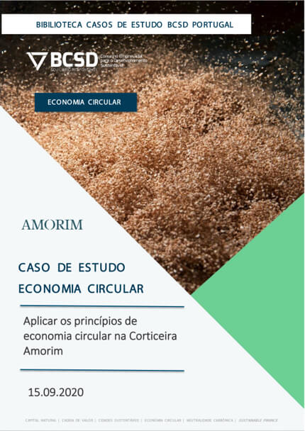 Caso de Estudo | Economia Circular – Amorim