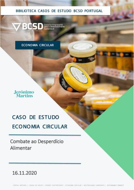 Caso de Estudo | Economia Circular – Jerónimo Martins – Combate ao desperdício alimentar