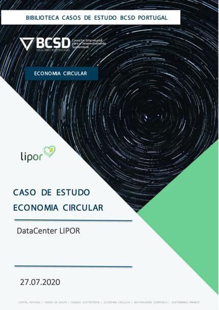 Caso de Estudo   Economia Circular – Lipor – DataCenter