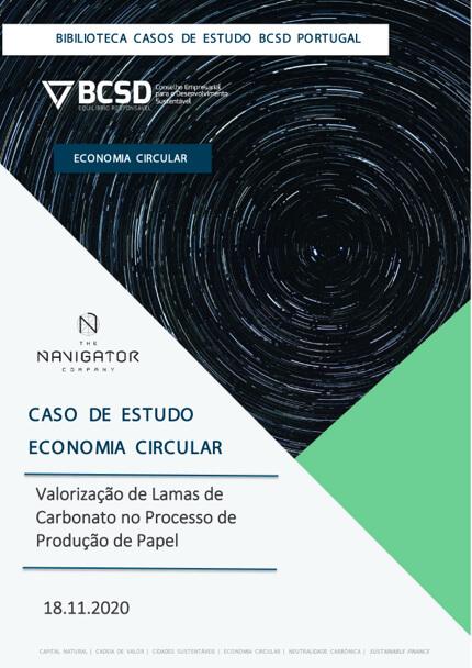Caso de Estudo | Economia Circular – The Navigator Company