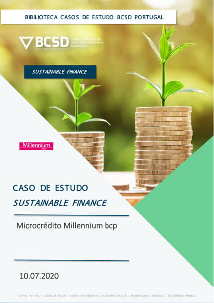 Caso de Estudo | Sustainable Finance – Millennium BCP