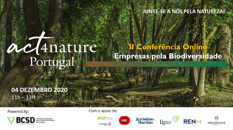 II Conferência Online | Empresas pela Biodiversidade