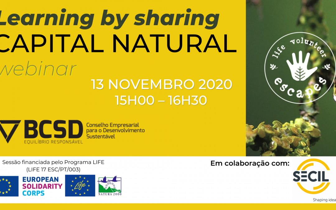 Learning by Sharing Capital Natural: BCSD Portugal & SECIL