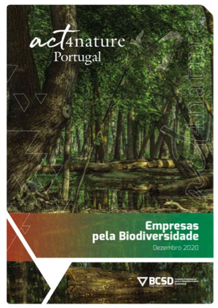 act4nature Portugal Empresas pela Biodiversidade