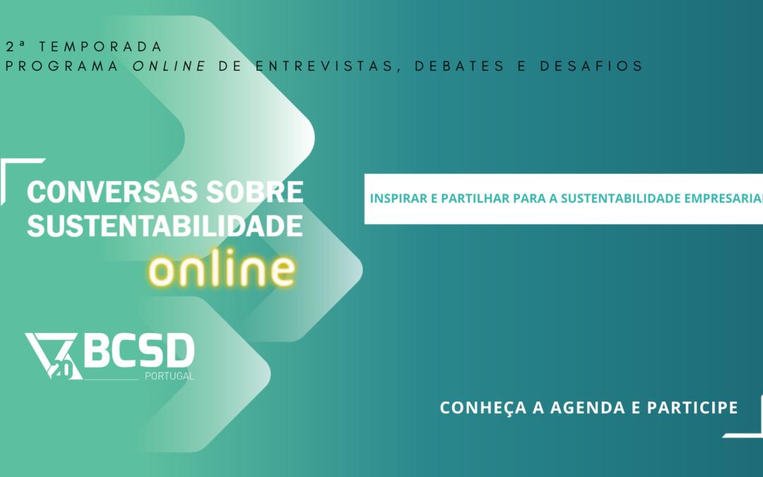 Conversas sobre Sustentabilidade Online 2021