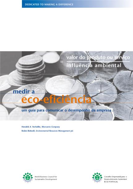 Medir a eco-eficiência