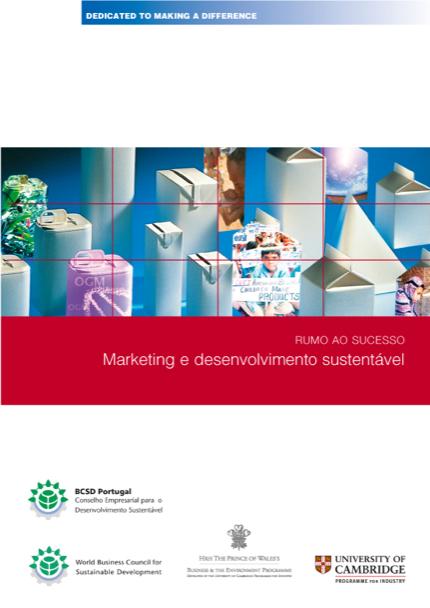 RUMO AO SUCESSO Marketing e desenvolvimento sustentável