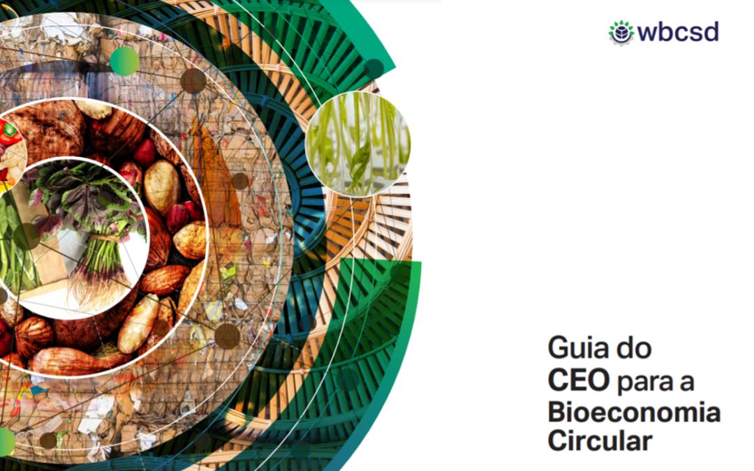 BCSD Portugal lança Guia do CEO para a Bioeconomia Circular