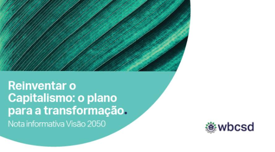 """BCSD Portugal lança publicação que sublinha necessidade de """"Reinventar o Capitalismo"""""""