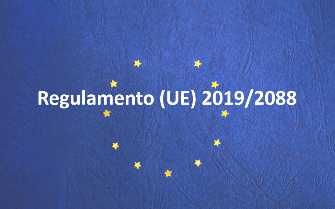 Regulamento (UE) 2019/2088 – Uma breve visão panorâmica
