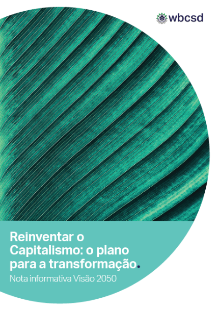 Reiventar o capitalismo: o plano para a transformação