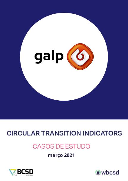 Caso de estudo – Indicadores de Transição Circular | Galp