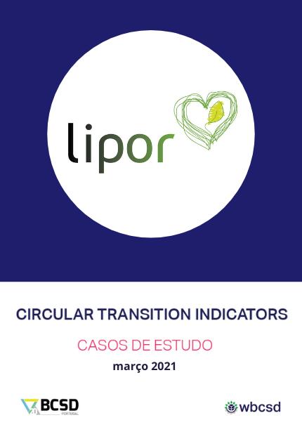 Caso de estudo – Indicadores de Transição Circular | LIPOR