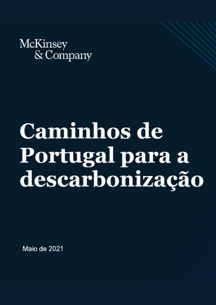 Net-Zero Portugal – Caminhos de Portugal para a descarbonização