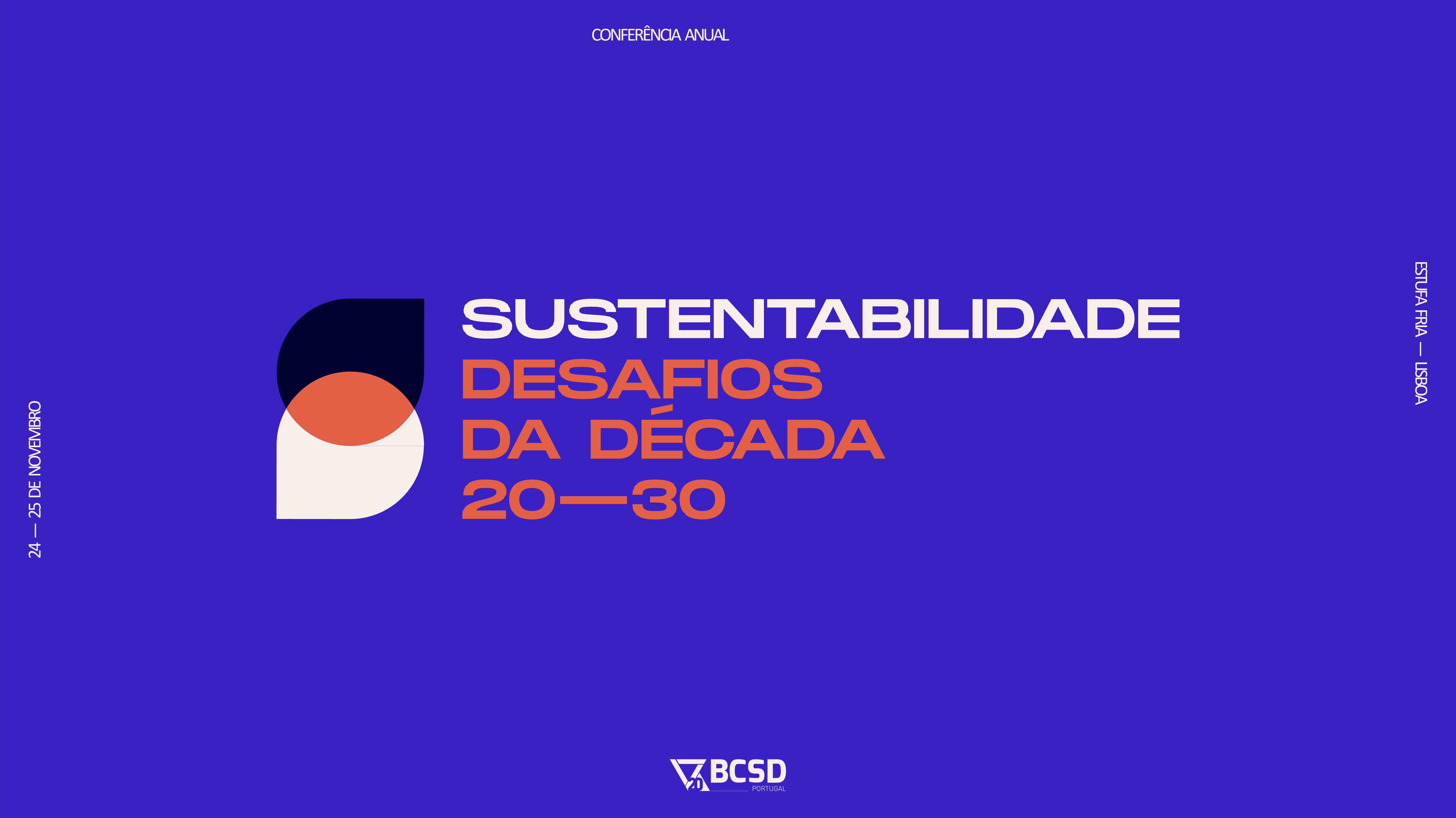 BCSD Portugal celebra 20 anos com conferência anual nos dias 24 e 25 de novembro